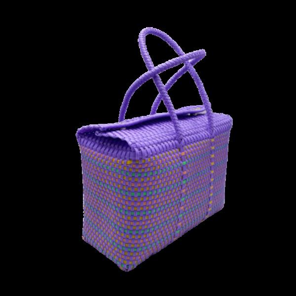 Brilliant Purple Maru Basket